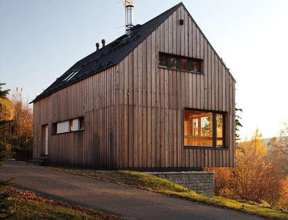 Základní koncept domu Peklo vznikl jako moderní parafráze tradiční