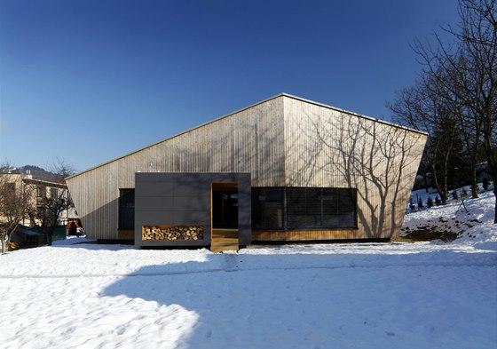 Architekt Pavol Pokorný - víkendový dům