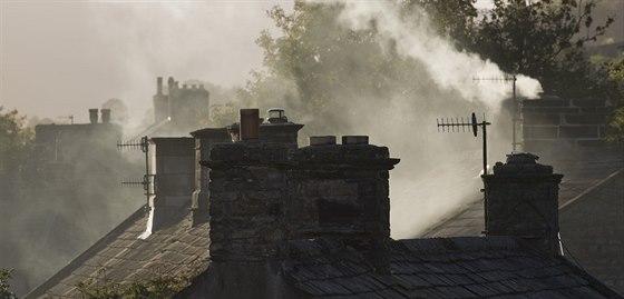 Vzduch znečištěný spalováním odpadu nejen páchne, ale vážně poškozuje zdraví a...