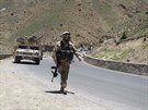 �e�t� voj�ci v provincii L�gar v roce 2009.