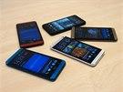 Barevné varianty HTC One