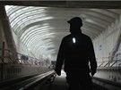 Nov� stanice metra jsou t�m�� dokon�en�