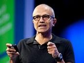 Satya Nadella, narozen 1967 v Indii. Než se stal CEO společnosti, byl výkonným...