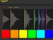 Aplikace Yellofier přináší velmi zajímavý způsob tvorby elektronické hudby
