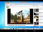 Aplikace VNC Viewer sice funguje i na smartphonech, ale opravdu je použitelná...