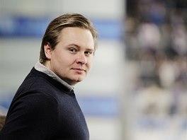 Jaroslav Veverka - generální manager hokejového Chomutova.
