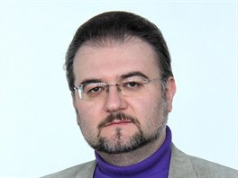 Historik Karel Straka z Vojenského historického ústavu