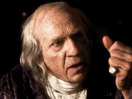 Z Formanova fillmu Amadeus: F. Murray Abraham jako Salieri