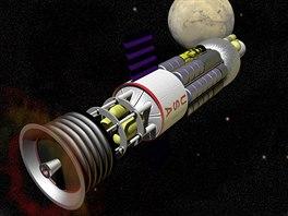 Projekt Orion americk� Agentury pro v�zkum pokro�il�ch obrann�ch projekt�...