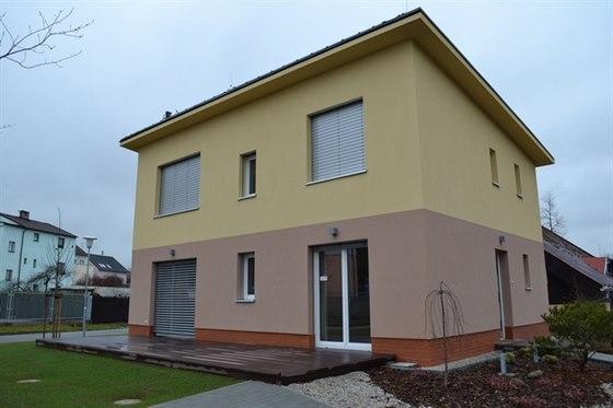 První vzorový pasivní dům s inteligentním řízením v Jižních Čechách