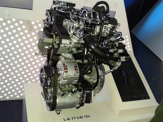 Nový tříválec 1,4 TDI pro obnovený Volkswagen Polo