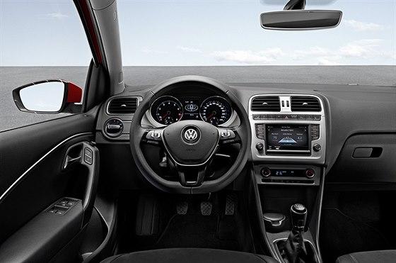 Volkswagen Polo představuje nové multimediální centrum ovládané dotykovým...