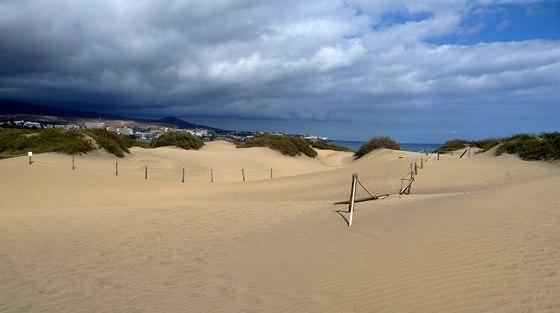 Duny na Gran Canaria