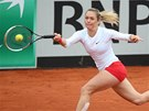 �esk� tenistka Kl�ra Zakopalov� hraje v 1. kole Fed Cupu proti �pan�lsk� dvojce