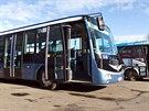 Elektrobus SOR EBN 8