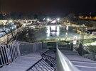 Olympijský park na pražské Letné
