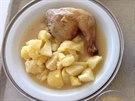 I takové jídlo dostanou pacienti v brněnské fakultní nemocnici v Bohunicích.