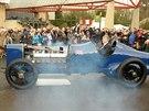 První veřejné nastartování motoru od roku 1962 proběhlo letos v Národním muzeu...