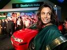 Závod Škoda Auto v Indii.