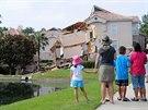 Případů, kdy se na Floridě propadne země je každý rok více. (Ilustrační foto)