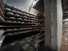 Rodinná sýrárna Degust v Brixenu