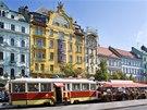 Studie bo�� m�ty o �ivot� v Praze