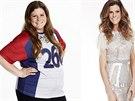 Rachel Fredericksonová zhubla v soutěži přes 70 kilogramů.