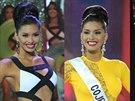 Wi May Nava na soutěži Miss Venezuela