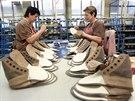 Výroba obuvi v Dolním Němčí zažije znovu rozkvět.