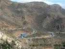 Trocha adrenalinu v serpentin�ch na Gran Canaria