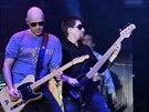 Kapela Chinaski oslavila 6.2. 2014 koncertem v O2 Aréně dvacet let existence.
