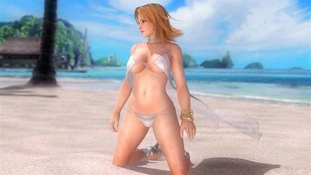 Dead or Alive 5: Ultimate - Tropical Sexy Costumes Pack