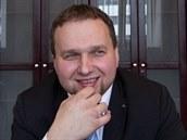 Ministr zemědělství Marian Jurečka z KDU-ČSL.
