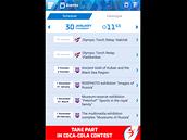 Mobilní aplikace Sochi 2014 Guide