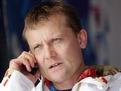 Martin Doktor, ��f �esk� olympijsk� mise v So�i.