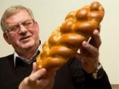 Jednatel Jizerských pekáren František Kuberka.