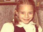 Lucie Borhyová v roce 1986.