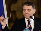 Ministr zahraničí Lubomír Zaorálek chce komunikovat se všemi stranami