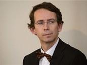 První náměstek ministra zahraničních věcí Petr Drulák (7. 2. 2014).