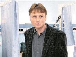 Přednosta onkologické kliniky Fakultní nemocnice Ostrava David Feltl.