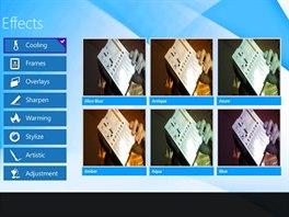 Aplikace CameraStudio+ podporuje všechny tři hlavní tabletové operační systémy.
