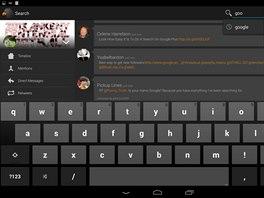 Alternativní Twitter klient Talon for Twitter umí spravovat dva různé účty a má...