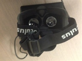 Virtuální set Oculus Rift v Alda Games