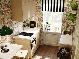Metod ocen� majitel� mal�ch kuchyn�, umo�n� jim mnohem lep�� vyu�it� prostoru.