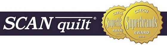 SCANquilt - báječná česká značka dnes již s dvacetiletou tradicí