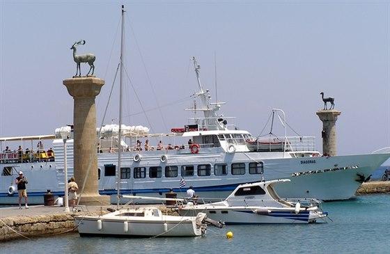 Inspirace pro tu pravou dovolenou v Řecku