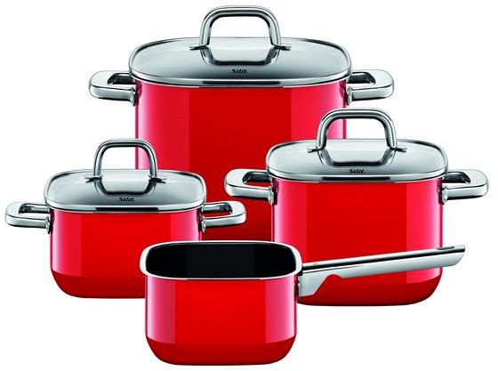 Nová sada Quadro Red od značky Silit