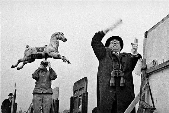 Miloň Novotný, Epson Derby, Londýn, 1966
