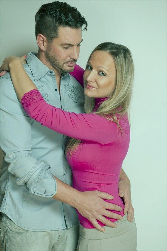 LÁSKA POD LUPOU: Václav Jelínek s manželkou Marcelou