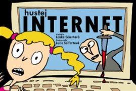 Obálka knihy Hustej internet
